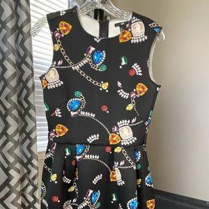 H&M diamond dress